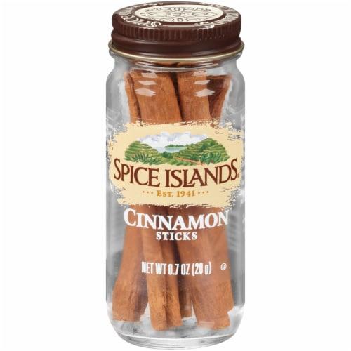 Spice Islands Cinnamon Sticks Seasoning Perspective: front