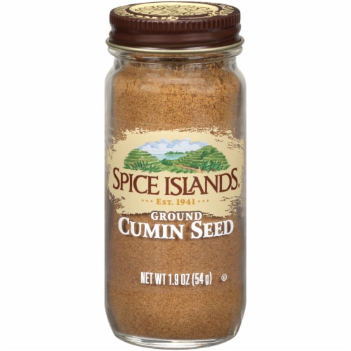 Spice Islands Ground Cumin Seed Perspective: front