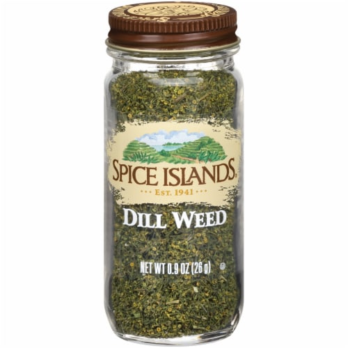 Spice Island Dill Weed Seasoning Perspective: front