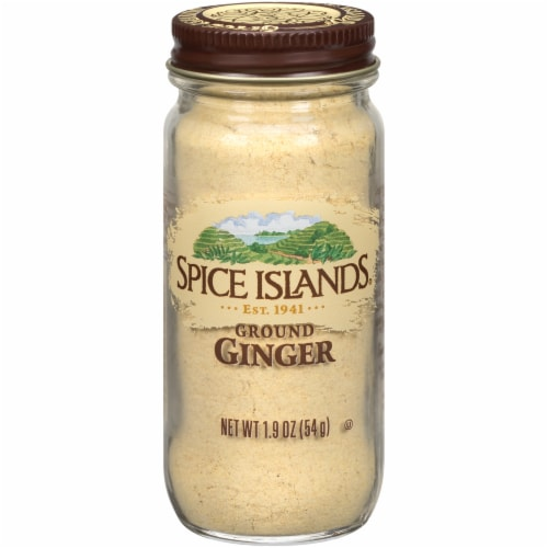 Spice Islands Ground Ginger Perspective: front