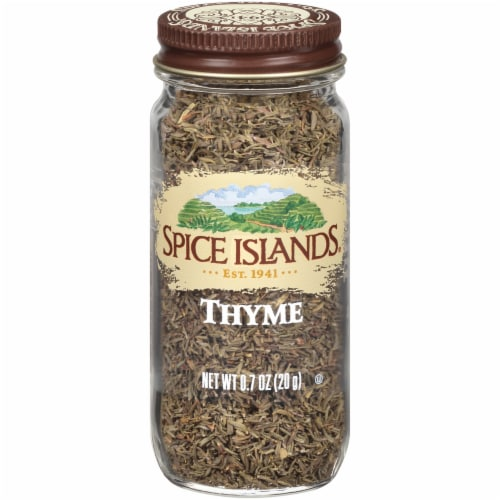 Spice Islands Thyme Perspective: front