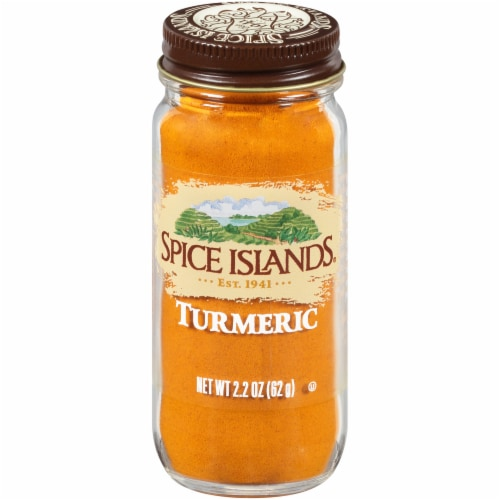 Spice Islands Turmeric Perspective: front