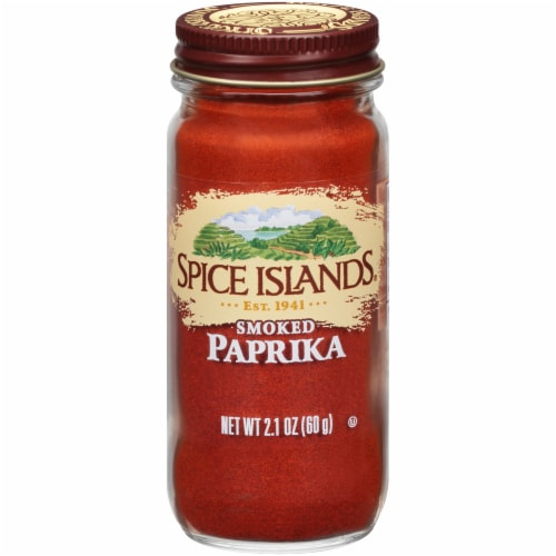 Spice Islands Smoked Paprika Perspective: front