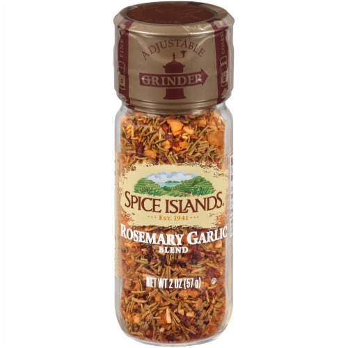 Spice Islands Rosemary Garlic Blend Perspective: front