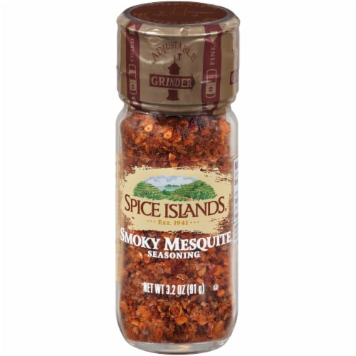 Spice Islands Smoky Mesquite Seasoning Perspective: front