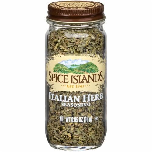 Spice Islands Italian Herb Seasoning Perspective: front