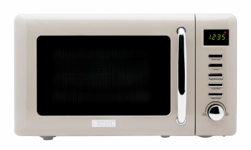 Haden Dorset Microwave - Putty Perspective: front