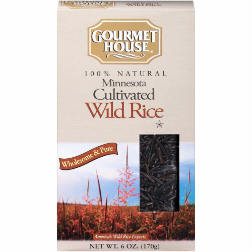 Gourmet House Wild Rice Perspective: front