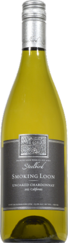 Smoking Loon Steelbird Chardonnay Perspective: front