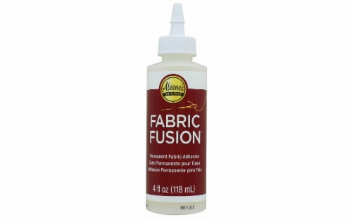 Aleene's Fabric Fusion Permanent Adhesive Perspective: front