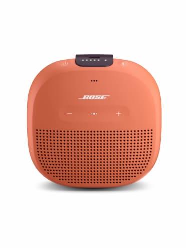 Bose SoundLink Micro Bluetooth Speaker - Orange Perspective: front