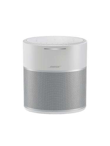 Bose Home Speaker 300 - Silver Perspective: front