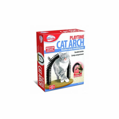 Jobar JB7458 Playtime Cat Arch Perspective: front