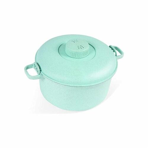 Jobar JB8228TEL Eco-Friendly Gourmet Microwave Pressure Cooker Perspective: front