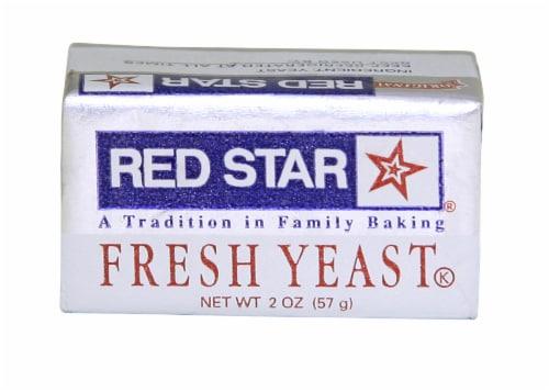 Red Star Fresh Yeast 2 Oz Metro Market
