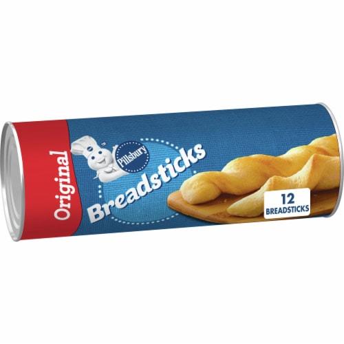 Pillsbury Original Breadstick Dough Perspective: front