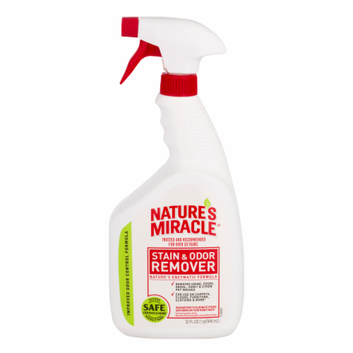 Nature's Miracle Stain & Odor Remover Perspective: front