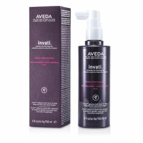 Invati Scalp Revitalizer by Aveda for Unisex - 5 oz Revitalizer Perspective: front