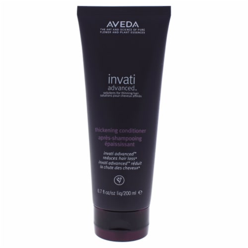 Aveda Invati Advanced Thickening Conditioner  Solutions For Thinning Hair, Reduces Hair Loss Perspective: front