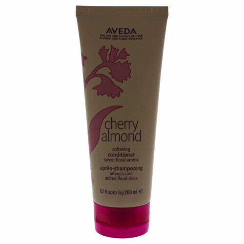 Aveda Cherry Almond Softening Conditioner 6.7 oz Perspective: front