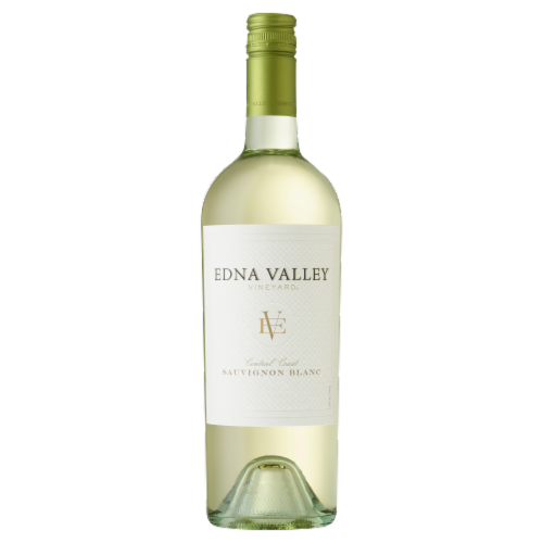 Edna Valley Vineyard Sauvignon Blanc White Wine Perspective: front