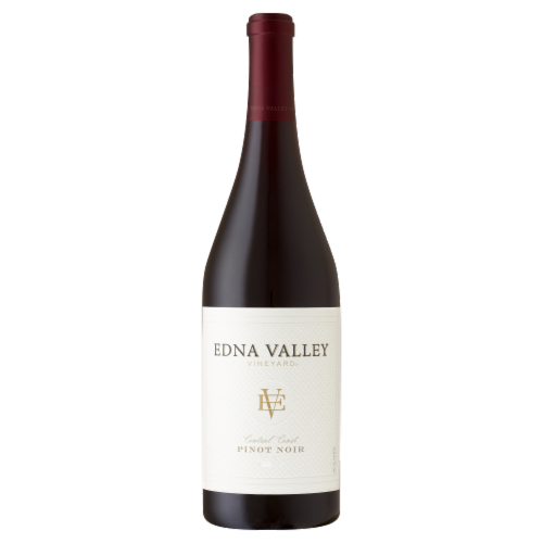 Edna Valley Vineyard Pinot Noir Red Wine Perspective: front