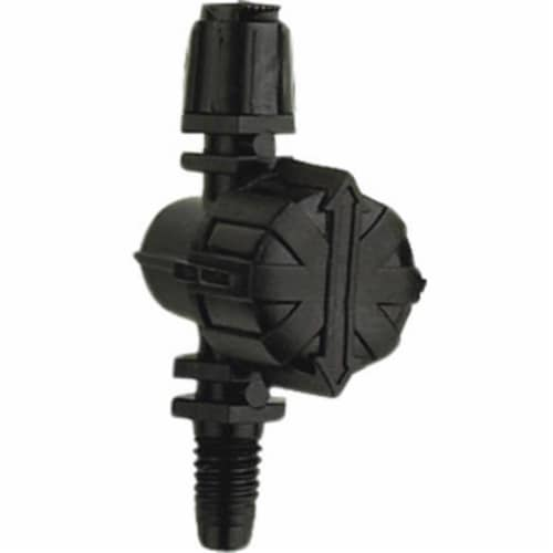 Raindrip 7026743 0.25 in. Quarter Circle Adjustable Sprayer - Pack of 5 Perspective: front