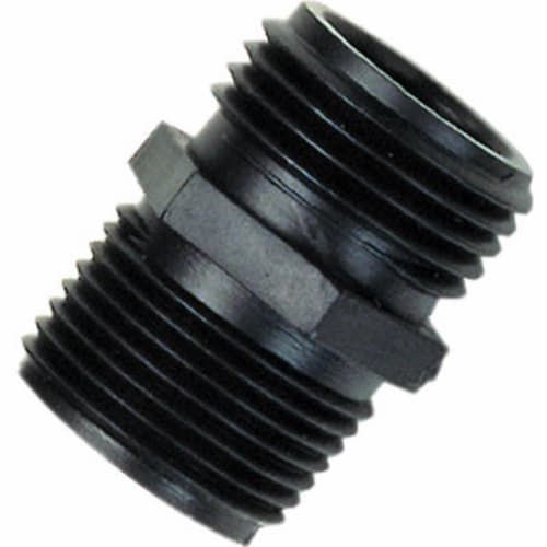 Raindrip R660CT 2 Pack 3 Way Connector Perspective: front