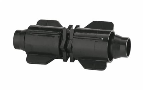 Raindrip Stretch 'N Lock 1/2, 0.710 In. Tubing Coupling S5600UB Perspective: front
