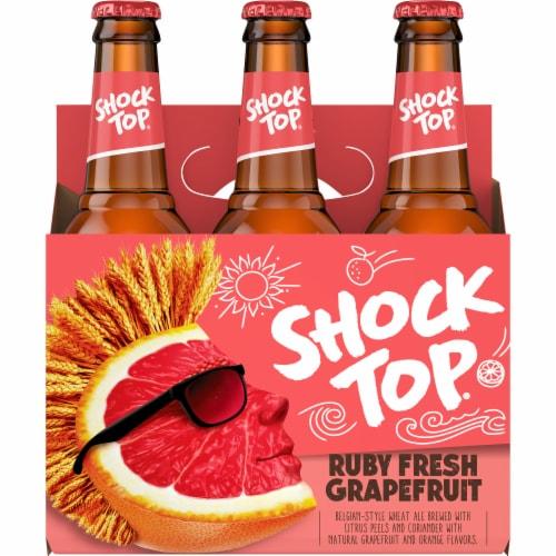 Shock Top Seasonal Perspective: front