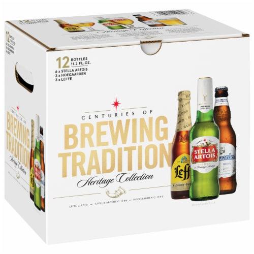 Best of Belgium Beer Variety Pack Perspective: front