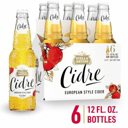 Stella Artois Premium Apple Cider Perspective: front