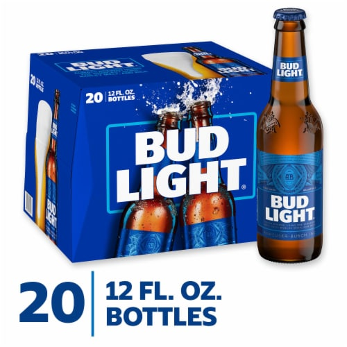Bud Light Perspective: Front