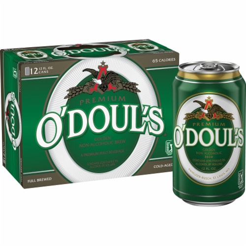 O'Doul's Non-Alcoholic Beer Perspective: front