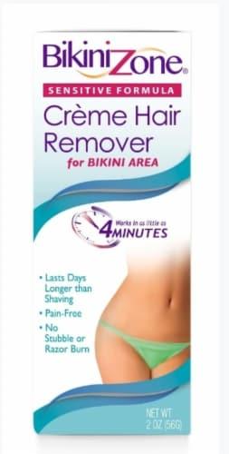 Bikini Zone Creme Hair Remover Perspective: front