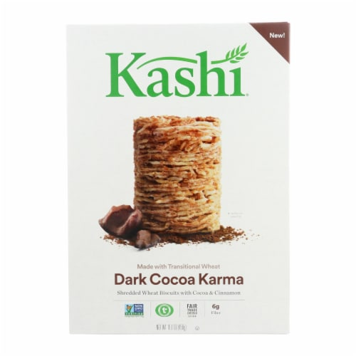 Kashi Dark Cocoa Karma - Case of 12 - 16.1 oz. Perspective: front