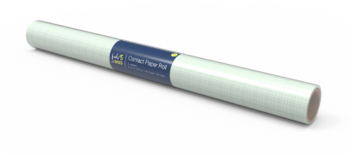 IG Design Contact Paper Roll - Green Perspective: front