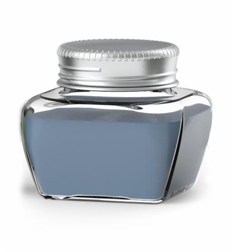 IG Design Balm Jar Candle - Blue Perspective: front