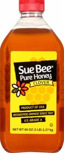 Sue Bee Premium Clover Honey Perspective: front