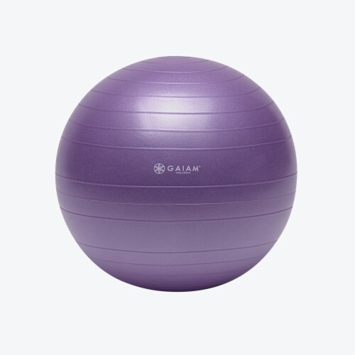 Gaiam Body Balance Ball Perspective: front