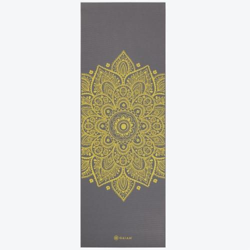 GAIAM Yoga Mat Perspective: front