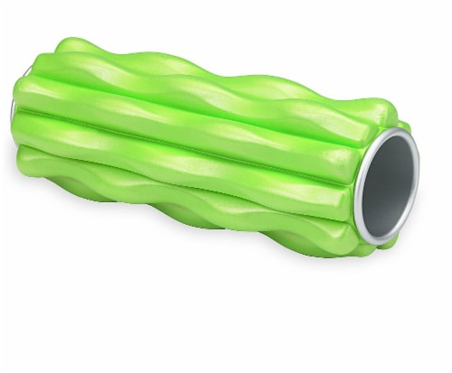 Gaiam Restore™ Mini Muscle Roller - Green Perspective: front
