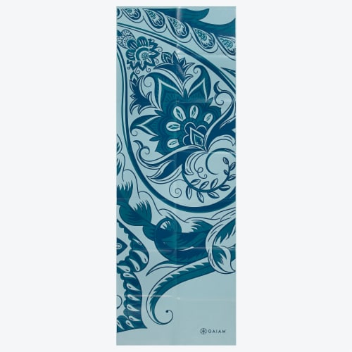 GAIAM Foldable Yoga Mat Perspective: front