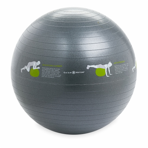 Gaiam Restore Stability Ball Perspective: front