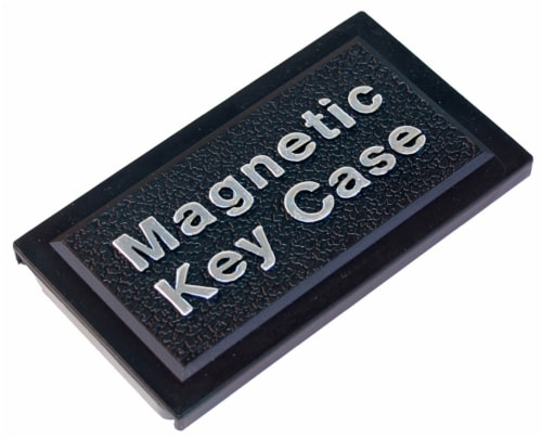 Hillman Plastic Magnetic Key Case Perspective: front