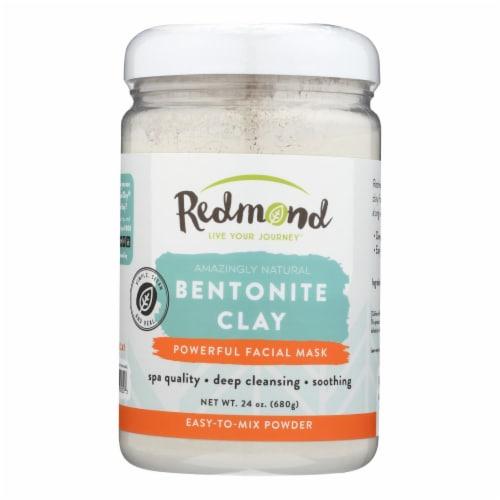 Redmond Clay Internal External Dietary Supplement Perspective: front