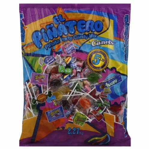 Canel's El Pinatero Party Candy Mix Perspective: front