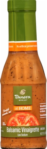 Panera Bread at Home Balsamic Vinaigrette Dressing Perspective: front