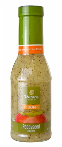 Panera Bread at Home Poppyseed Dressing Perspective: front
