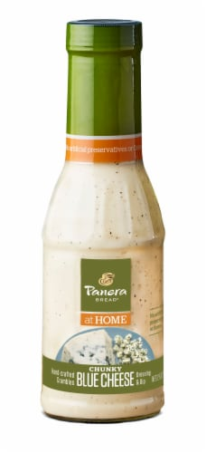Panera Bread Blue Cheese Salad Dressing Perspective: front